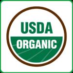CERTIFICACIÓN USDA ORGANIC